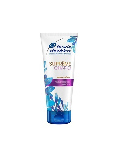 Head & Shoulders Head Shoulders Supreme Onarıcı Saç Kremi Argan Yağı 220 Ml Renksiz